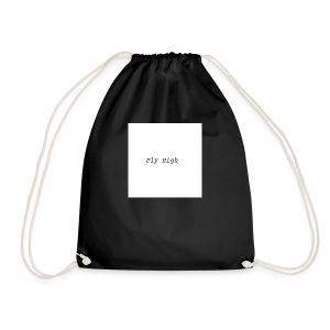Fly High Design - Drawstring Bag