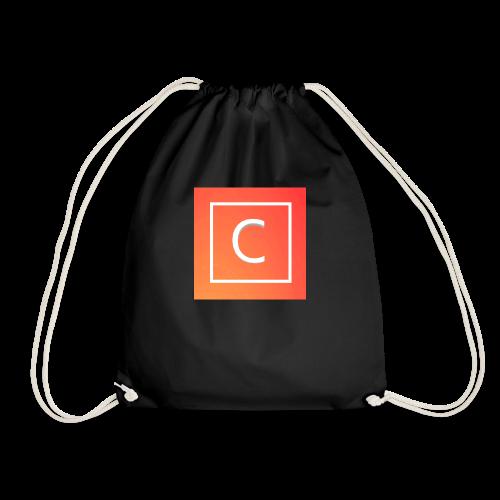 Logo [FIRST DESIGN!!!] - Drawstring Bag