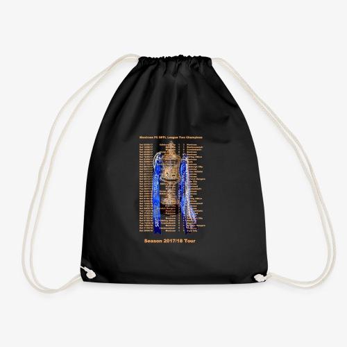 Montrose League Cup Tour - Drawstring Bag