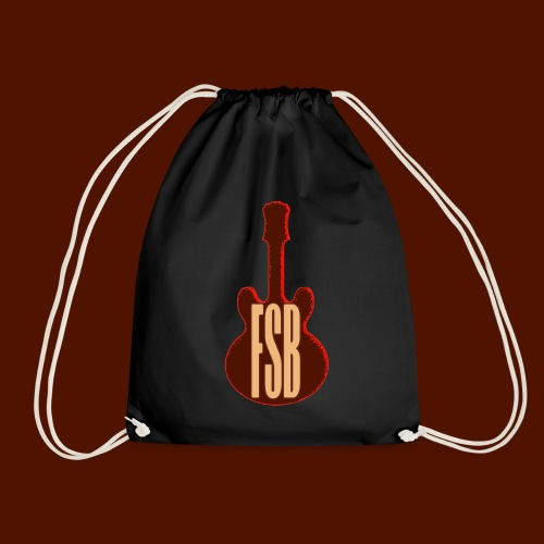 FSB Guitar Logo - Drawstring Bag