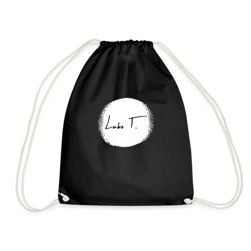 Labo T. - white - Drawstring Bag