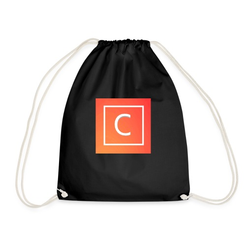 Logo [FIRST DESIGN!!!] - Drawstring Bag