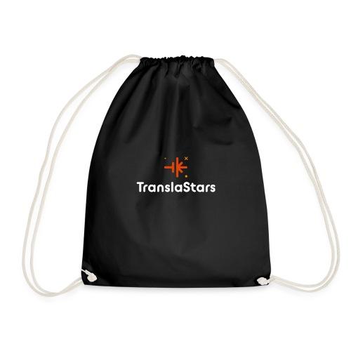 Logo TranslaStars - Mochila saco