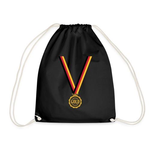 Goldmedaille Deutschland - Turnbeutel