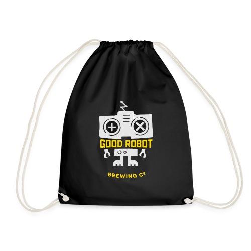 good robot Character - Drawstring Bag
