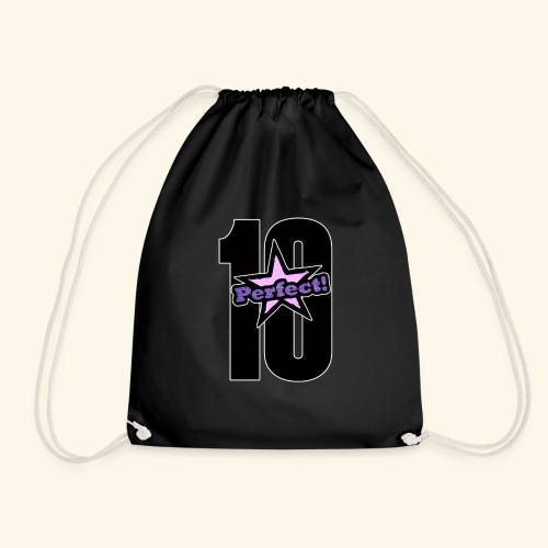 perfect 10 - Drawstring Bag