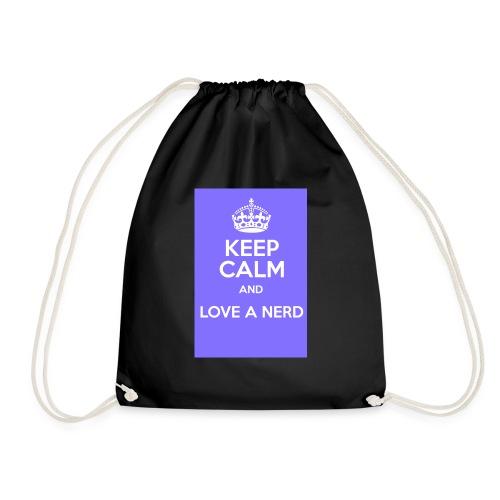 Love Nerd - Sacca sportiva