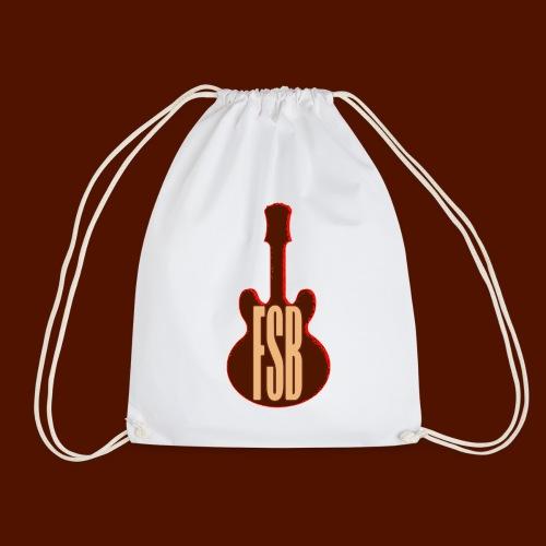 FSB Guitar Logo - Drawstring Bag