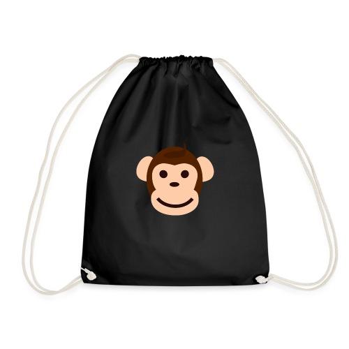 Happy Monkey - Turnbeutel