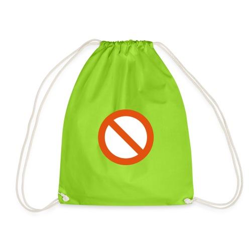 verboden - Gymtas
