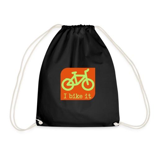 fiets logo - Gymtas