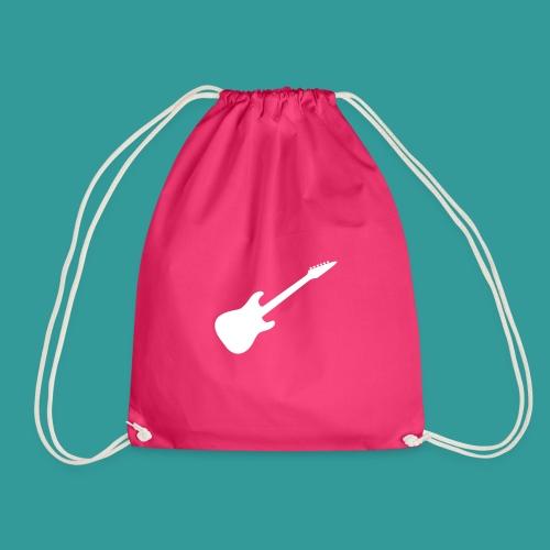 Guitar is Good Logo - Drawstring Bag