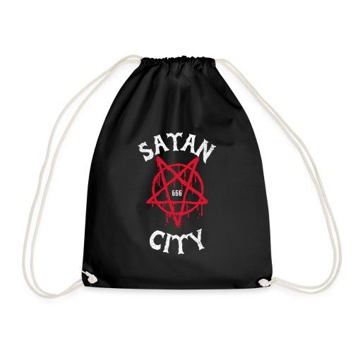 satan city 666 - Sac de sport léger