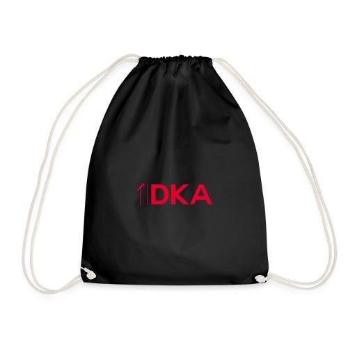 DKA - Czerwone Logo DKA - Worek gimnastyczny