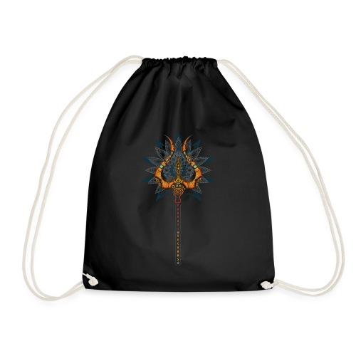 Parvati Records Trishula - Drawstring Bag