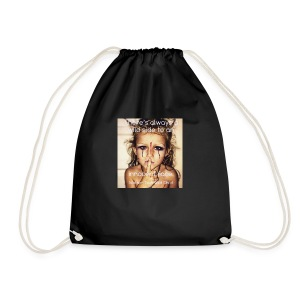 Wild side - Drawstring Bag