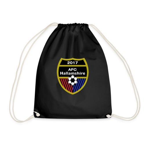 AFC Hallamshire Club Crest - Drawstring Bag
