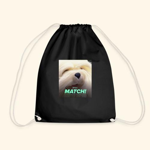 Tinder match - Gymtas