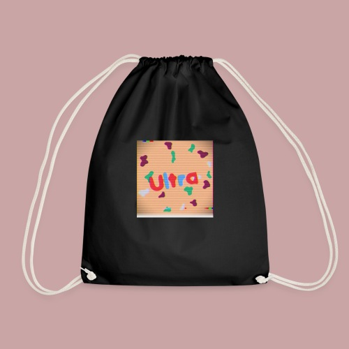 Ultra Box - Drawstring Bag