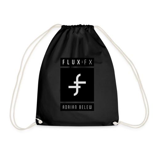 FLUXFX_logo_belew - Drawstring Bag