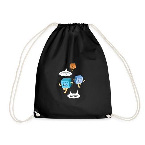 Periodic Table Chemistry Gag - Drawstring Bag