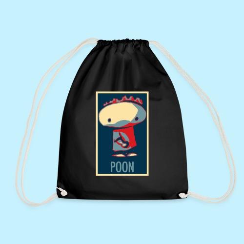Poon - Drawstring Bag