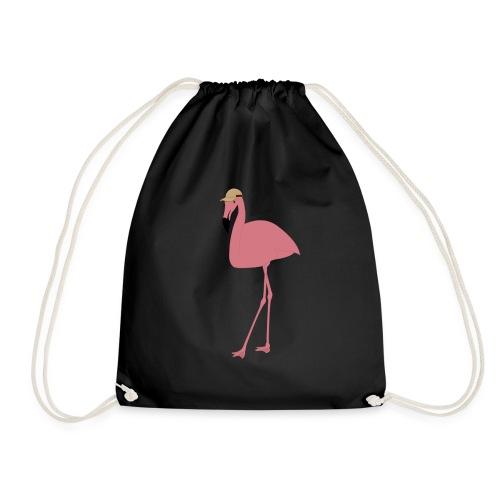 Classy Flamingo - Gymbag