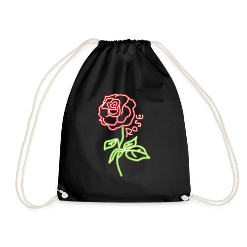 Rosa NEON - Drawstring Bag