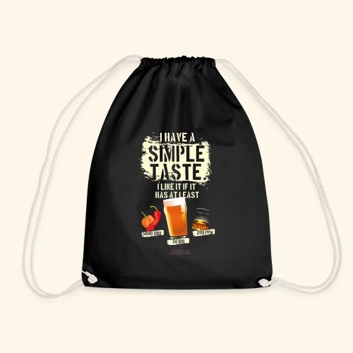 Whiskey Chili Craft Beer SHU IBU PPM - Turnbeutel