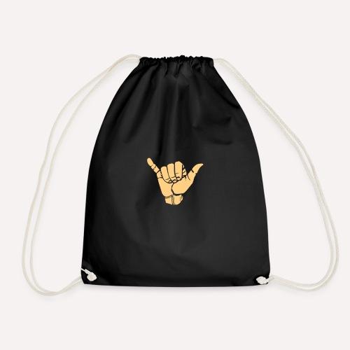 Good vibrations - Drawstring Bag