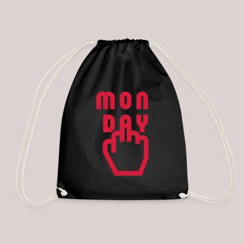 26-30 Lazy Monday - Turnbeutel