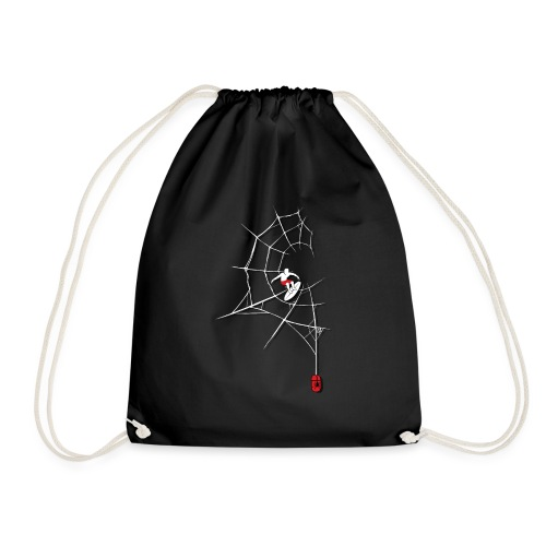 Surf the Web - Drawstring Bag