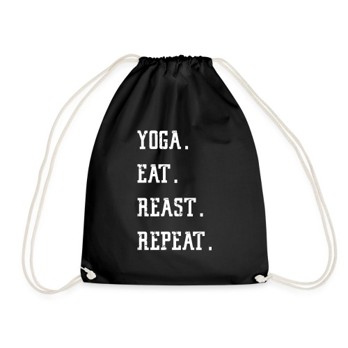 Gym Fitness Shirt for men and women – Yoga - Turnbeutel