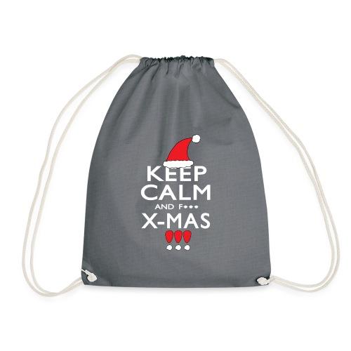Keep calm XMAS - Turnbeutel