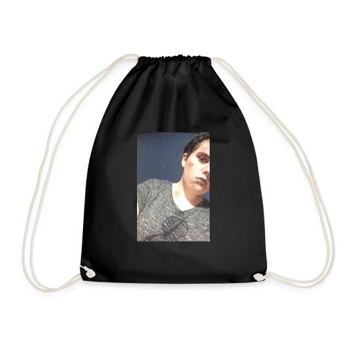 Moresopievlogs mech - Drawstring Bag