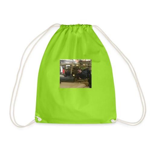 The Chromebook gamer mark.1 - Drawstring Bag