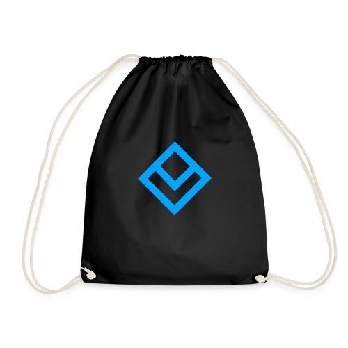 Life Codes Logo - Drawstring Bag