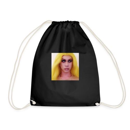 Glazed Eyes - Drawstring Bag