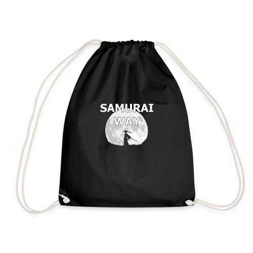 Samurai Way 2 - Drawstring Bag