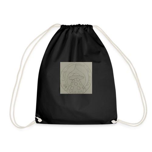 Pizza word - Drawstring Bag