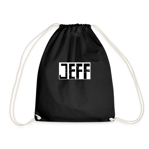 Jeff Logo png - Turnbeutel