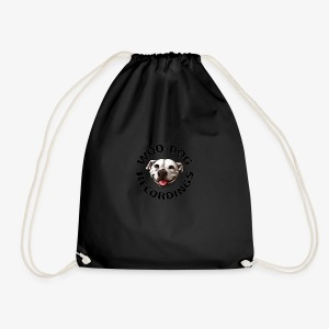 logo dj issue - Drawstring Bag