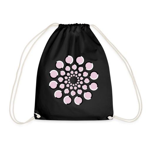 Optical Illusion 19B - Drawstring Bag