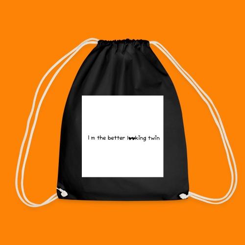 3FCFF360 0014 4922 9E4F B4E057096C82 - Drawstring Bag