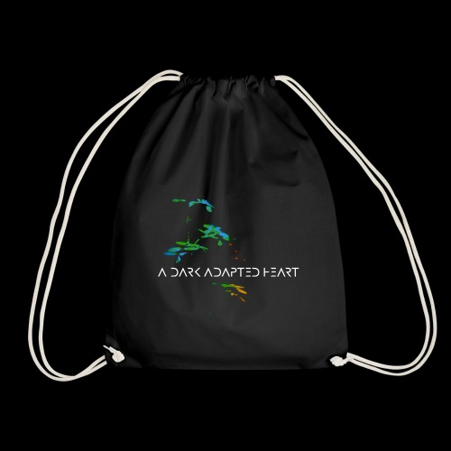 A Dark Adapted Heart album cover - Drawstring Bag