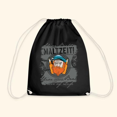 Whisky T Shirt Design Maltzeit - Turnbeutel