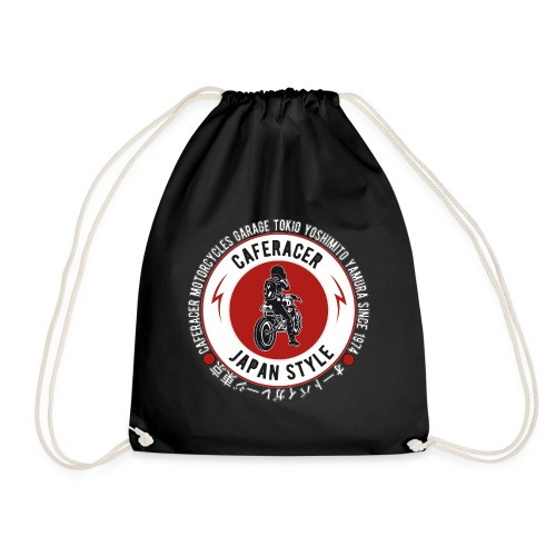 Japan style - Drawstring Bag