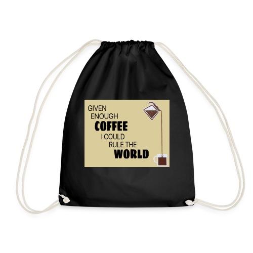 Coffee Champion - Drawstring Bag