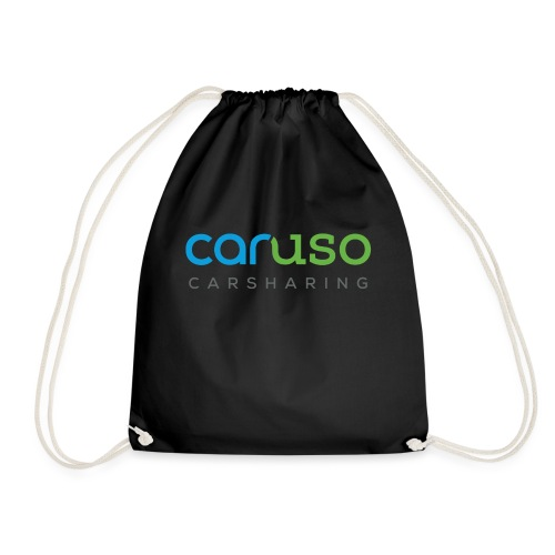 Caruso Carsharing Logo - Turnbeutel