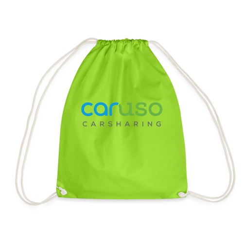 Caruso Carsharing Logo - Turnbeutel